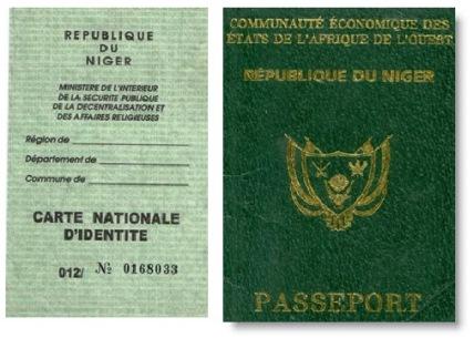 Obtenir votre carte d'identité & Nationalité Nigérienne